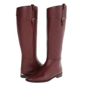 Burberry Copse Boots in Bordeaux, Sz 6.5,