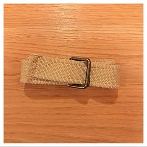 Other - Canvas Belt, OS