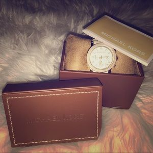 Michaels Kors Ladies Watch