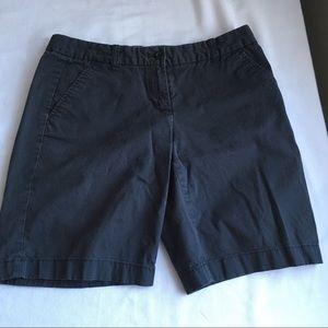 J. Crew Chino Bermuda Shorts - Size 2