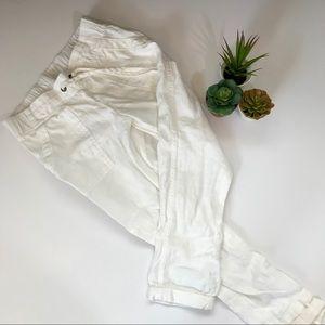 ATHLETA soft white pants