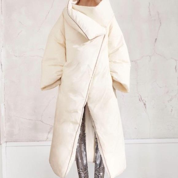 Maison Martin Margiela for H&M Jackets & Blazers - Maison Martin Margiela for H&M Ladies Duvet Coat