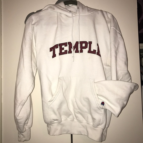 premium selection a7c42 7589b Temple University hoodie