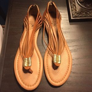 Lucky Brand sandals. Size 7.5.