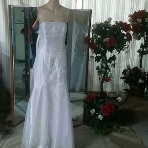 City triangles Size 7 mermaid prom dress