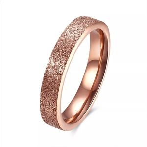 Jewelry - 18k Rose Gold filled fashion jewelry