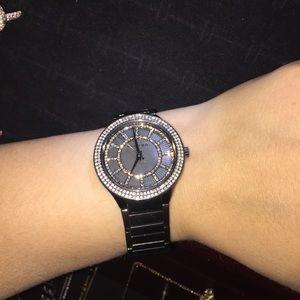 Michael Kors Gunmetal Watch