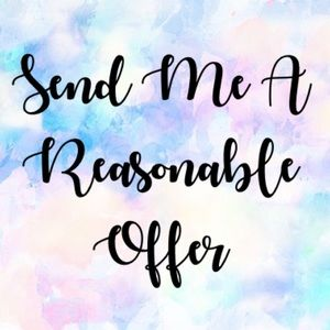 Other - 🌸 Please Only Send Me A Reasonable Offer🌸