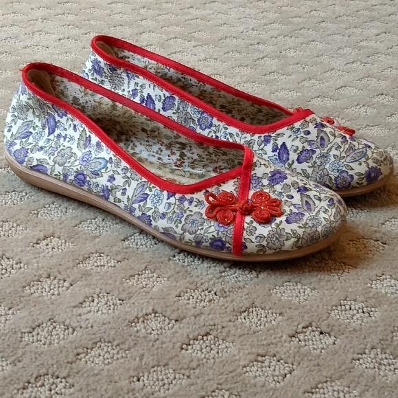 7bfde358b22 Jingyehong Shoes - Asian slip-on flats