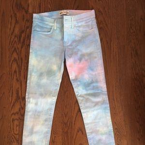 Brand new tie dye wildfox jeans