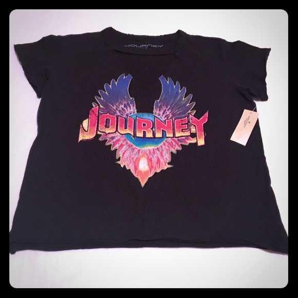 a45615386d1 American Eagle Outfitters Tops   Nwt Journey Crop Top   Poshmark