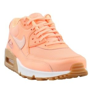 99003394fd Nike Shoes | Womens Air Max 90 Sunset Glowsunset Tint Si | Poshmark