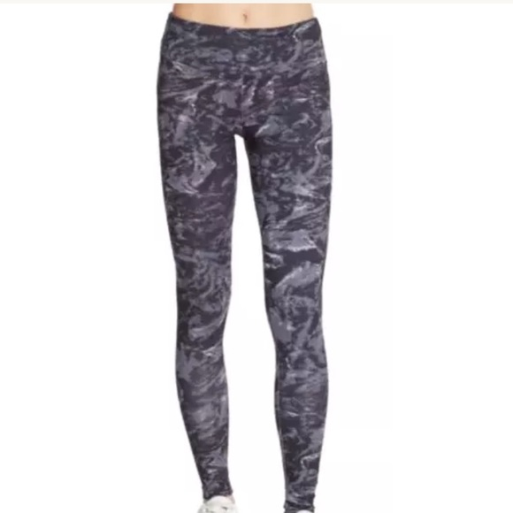 be3ccde810a642 Marika Pants | Graphic Print Flat Waist Leggings | Poshmark