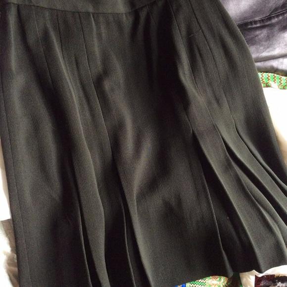 Jones New York Dresses & Skirts - Jones NY Woolmark Pleated Skirt