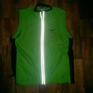 Nike reflective vest