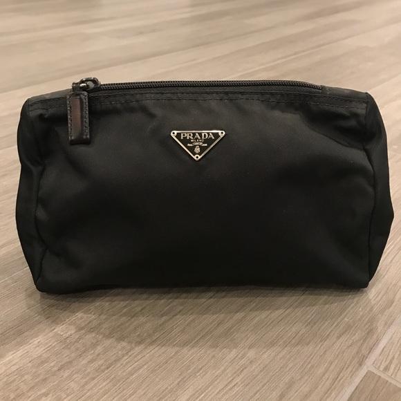 Prada Bags   Nylon Makeup Bag   Poshmark e1c021cf52
