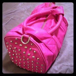 Pink rampage purse