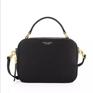 Henri Bendel Dalton Leather Camera Bag