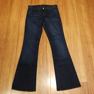 Kut from the Kloth Trouser Flare Jeans