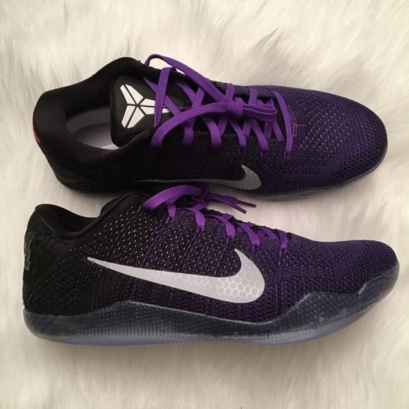 d232e296dd11 Nike Kobe XI 11 Elite Low Hyper Grape Eulogy