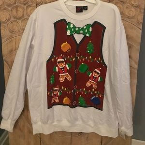 engine Sweaters - Engine Christmas Sweater