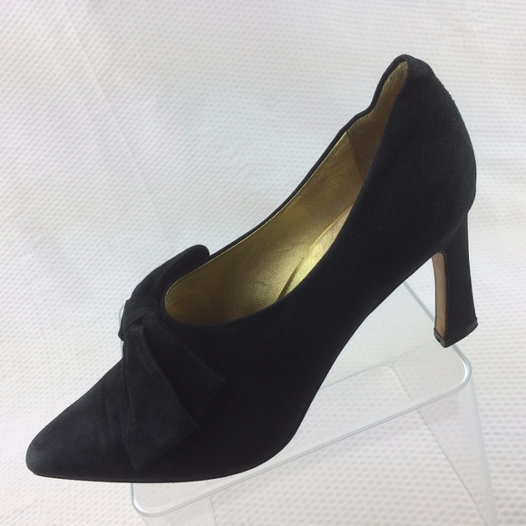 Via Spiga Suede Bow Pumps low shipping fee newest cheap price clearance latest collections discount Inexpensive cheap footaction TzplHLNDJ