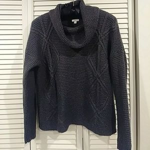 Sonoma cowl neck sweater