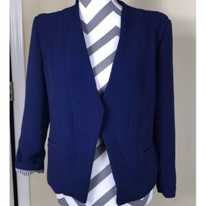 STITCH FIX SKIES ARE BLUE blazer