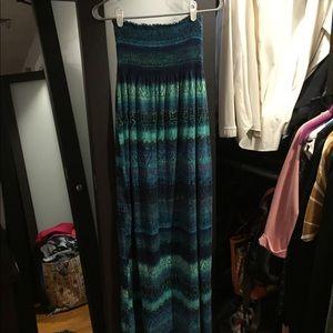 Faded glory strapless tube dress