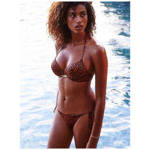 VICTORIA'S SECRET Sexy Cheetah Bikini Swimsuit