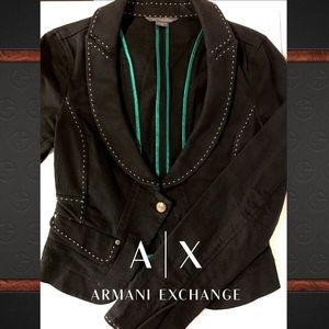 Gorgeous Styled Blazer from ARMANI EXCHANGE