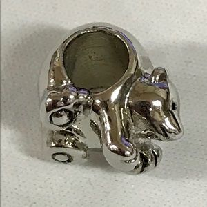 Pugster Big bear European charm 925 fits Pandora