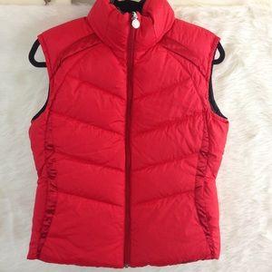 Nike Women's Reversible Down Filled Puffer Vest