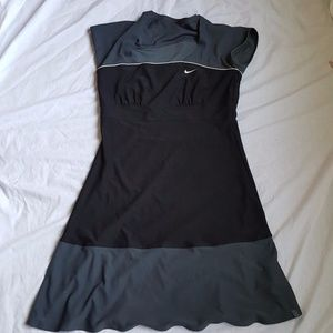 Nike Black Tennis Dress M