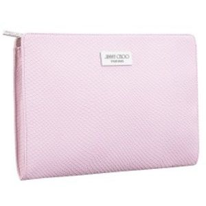 Brand New! Lavender Jimmy Choo Clutch/Perfume Bag
