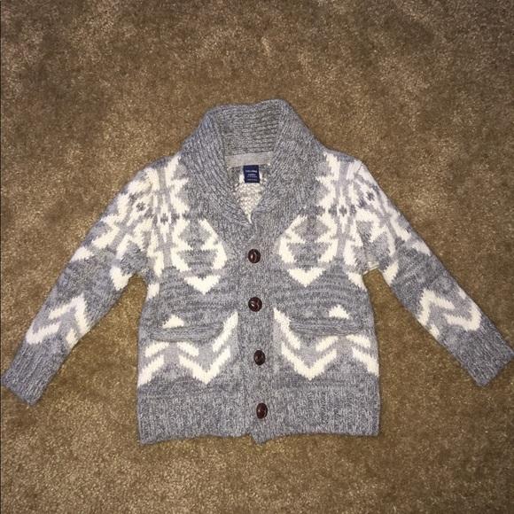 40% off GAP Other - ❗️SOLD❗️BabyGap   Boys Fair Isle Sweater ...