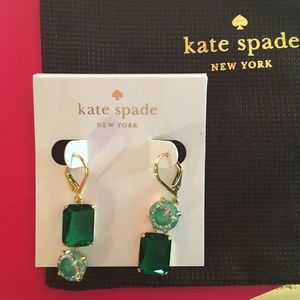 801441bba58df PRICE DROP! ♠️ Kate Spade mismatched earrings Boutique