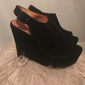 Jeffery Campbell dexter wedge