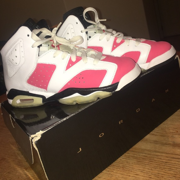 online retailer 22f22 f829f Air Jordan Shoes - Air Jordan 6 Retro GS