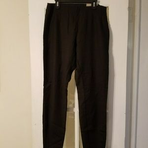 H & M Plus super slim crop pants NWT 14