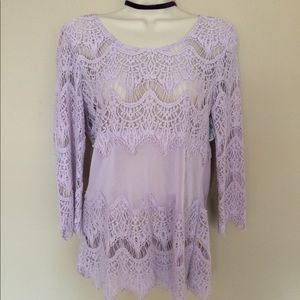 Gimmicks by BKE Purple Top