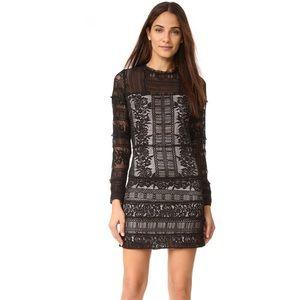 NWT Parker lace dress