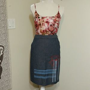 NWT* Urban Outfitters High Waisted Pencil Skirt