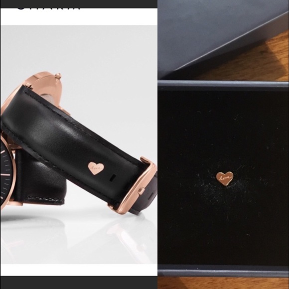 e777dfb1d5f7 Accessories - Daniel Wellington Heart Charm