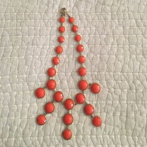 ✨3 for $10✨ NWOT Coral Statement Necklace by Aqua