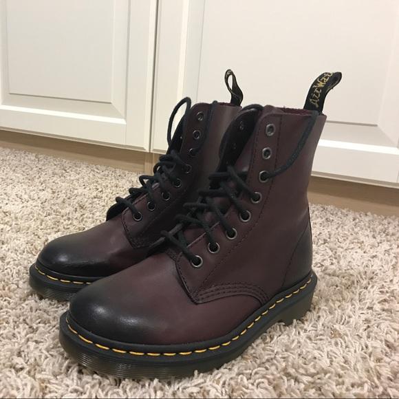 e158a30ef639d8 Dr. Martens Shoes - Dr. Marten PASCAL ANTIQUE TEMPERLEY