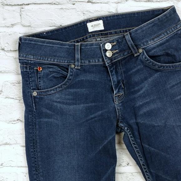 Hudson Jeans Jeans - Hudson signature boot cut jeans