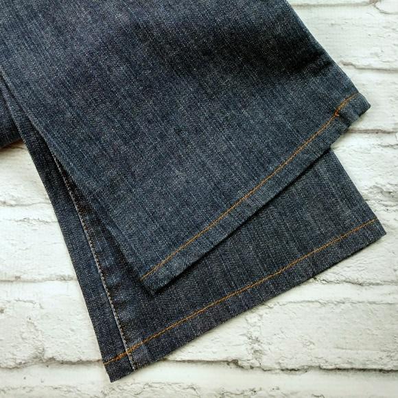 Elie Tahari Jeans - Elie Tahari dark wash straight leg jeans