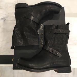 Rag and Bone Moto Boot