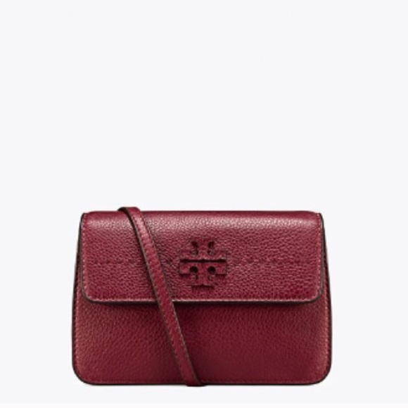 fd83f2ca847a Tory burch McGraw crossbody new. M 59df838978b31cd052035d84